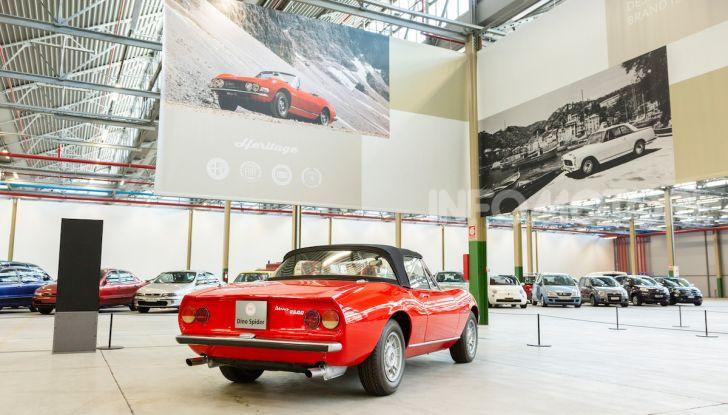 Heritage HUB Alfa Romeo, Fiat, Abarth e Lancia ospita la storia italiana FCA - Foto 19 di 34