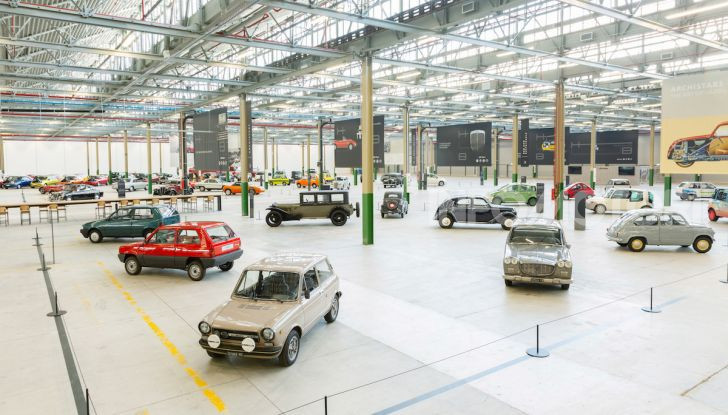 Heritage HUB Alfa Romeo, Fiat, Abarth e Lancia ospita la storia italiana FCA - Foto 20 di 34