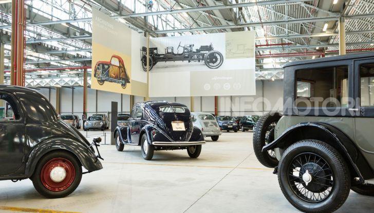 Heritage HUB Alfa Romeo, Fiat, Abarth e Lancia ospita la storia italiana FCA - Foto 21 di 34