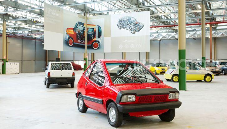 Heritage HUB Alfa Romeo, Fiat, Abarth e Lancia ospita la storia italiana FCA - Foto 22 di 34