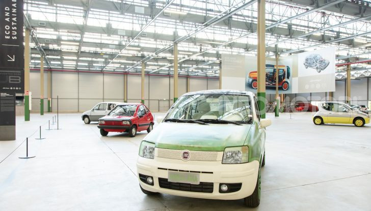 Heritage HUB Alfa Romeo, Fiat, Abarth e Lancia ospita la storia italiana FCA - Foto 23 di 34