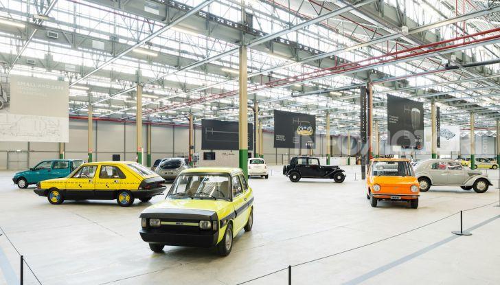 Heritage HUB Alfa Romeo, Fiat, Abarth e Lancia ospita la storia italiana FCA - Foto 24 di 34