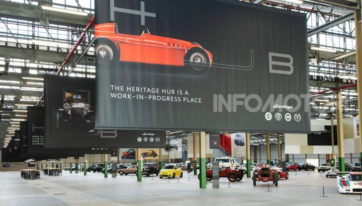 Heritage HUB Alfa Romeo, Fiat, Abarth e Lancia ospita la storia italiana FCA - Foto 4 di 34