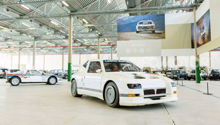 Heritage HUB Alfa Romeo, Fiat, Abarth e Lancia ospita la storia italiana FCA - Foto 27 di 34
