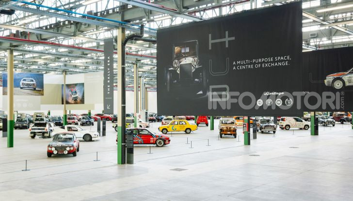 Heritage HUB Alfa Romeo, Fiat, Abarth e Lancia ospita la storia italiana FCA - Foto 29 di 34