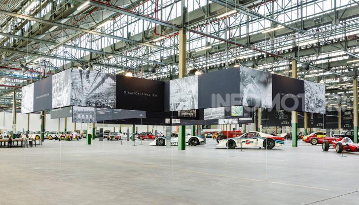 Heritage HUB Alfa Romeo, Fiat, Abarth e Lancia ospita la storia italiana FCA - Foto 31 di 34