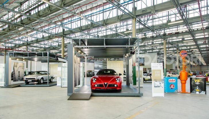 Heritage HUB Alfa Romeo, Fiat, Abarth e Lancia ospita la storia italiana FCA - Foto 32 di 34