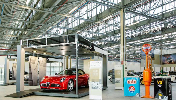 Heritage HUB Alfa Romeo, Fiat, Abarth e Lancia ospita la storia italiana FCA - Foto 33 di 34