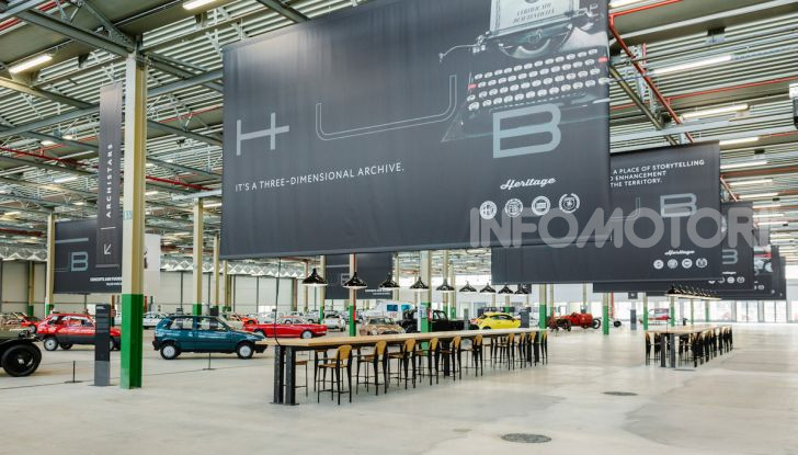 Heritage HUB Alfa Romeo, Fiat, Abarth e Lancia ospita la storia italiana FCA - Foto 5 di 34