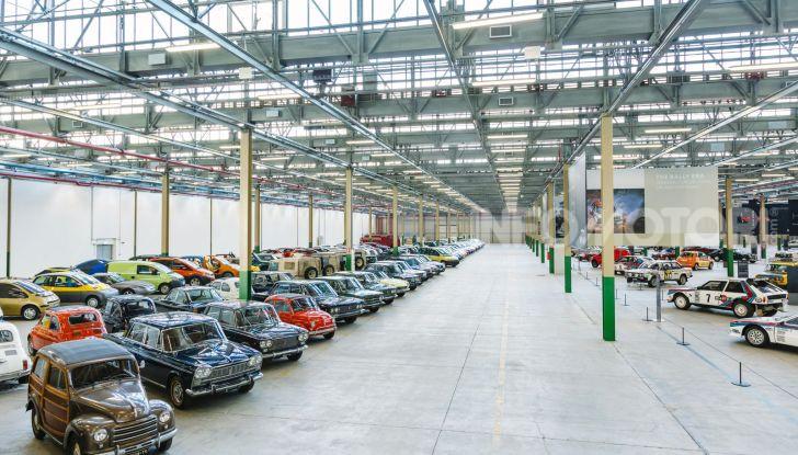 Heritage HUB Alfa Romeo, Fiat, Abarth e Lancia ospita la storia italiana FCA - Foto 6 di 34