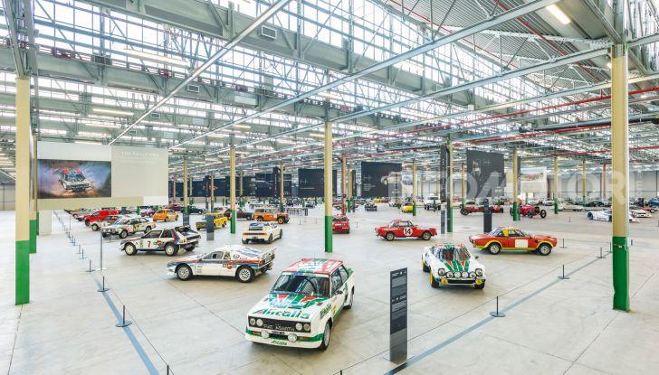 Heritage HUB Alfa Romeo, Fiat, Abarth e Lancia ospita la storia italiana FCA - Foto 7 di 34