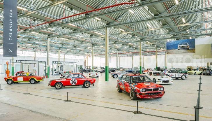 Heritage HUB Alfa Romeo, Fiat, Abarth e Lancia ospita la storia italiana FCA - Foto 8 di 34