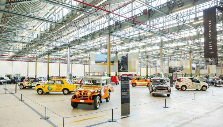 Heritage HUB Alfa Romeo, Fiat, Abarth e Lancia ospita la storia italiana FCA - Foto 9 di 34