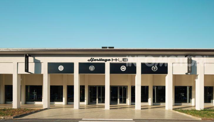 Heritage HUB Alfa Romeo, Fiat, Abarth e Lancia ospita la storia italiana FCA - Foto 2 di 34
