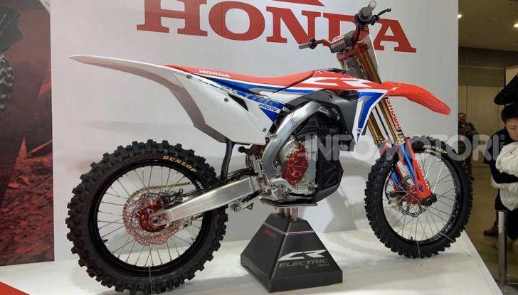 Honda CR Electric: la piccola dalle ruote tassellate ma senza emissioni - Foto 4 di 6