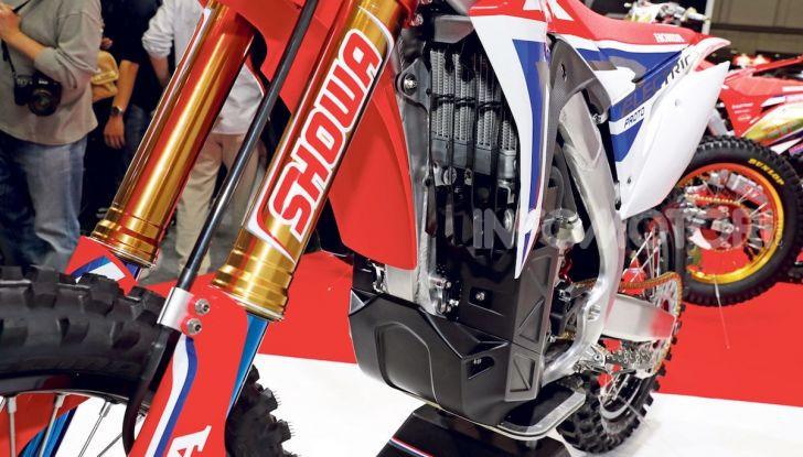 Honda CR Electric: la piccola dalle ruote tassellate ma senza emissioni - Foto 6 di 6