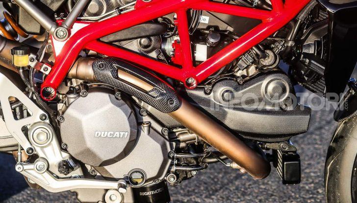 Prova su strada Ducati Hypermotard 950 e 950SP 2019: caratteristiche, opinioni e prezzi - Foto 50 di 54