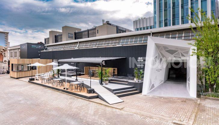 Style Set Free: l'auto del futuro secondo Hyundai - Foto 4 di 4