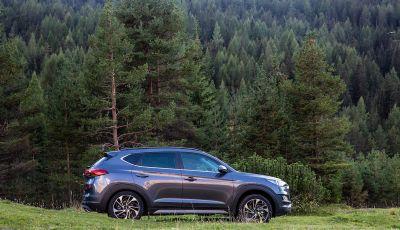Hyundai Tucson Hybrid: il SUV diventa green