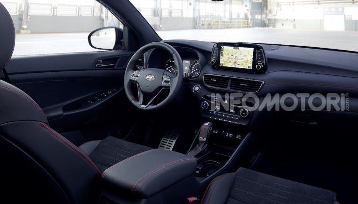 Hyundai Tucson N Line: il SUV sportivo adatto alla famiglia - Foto 4 di 4