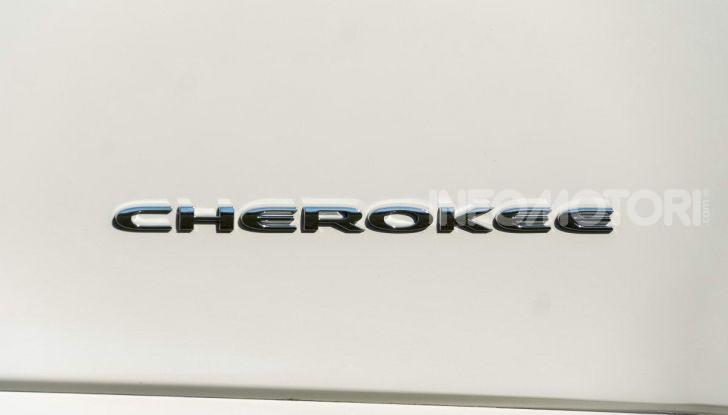 Jeep Cherokee Overland, 2.2 MJT 4X4 la prova di un'icona americana - Foto 8 di 51