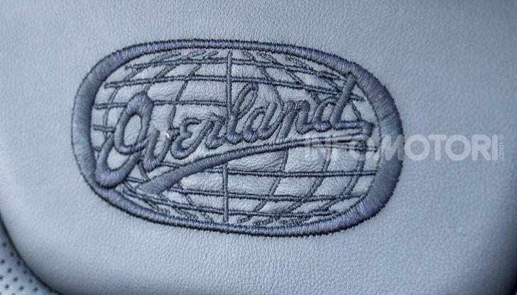 Jeep Cherokee Overland, 2.2 MJT 4X4 la prova di un'icona americana - Foto 15 di 51
