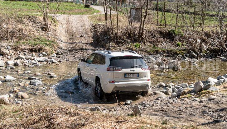 Jeep Cherokee Overland, 2.2 MJT 4X4 la prova di un'icona americana - Foto 19 di 51