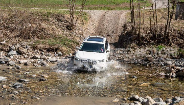 Jeep Cherokee Overland, 2.2 MJT 4X4 la prova di un'icona americana - Foto 24 di 51