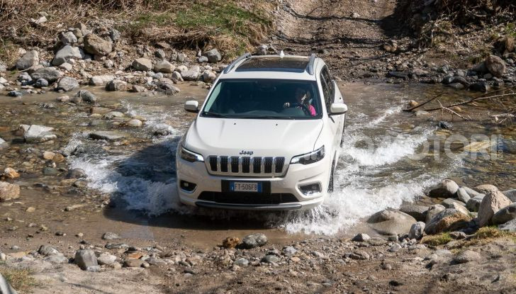 Jeep Cherokee Overland, 2.2 MJT 4X4 la prova di un'icona americana - Foto 25 di 51