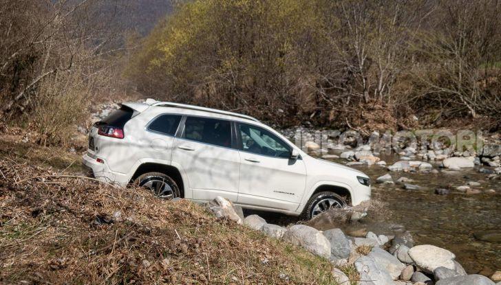 Jeep Cherokee Overland, 2.2 MJT 4X4 la prova di un'icona americana - Foto 27 di 51