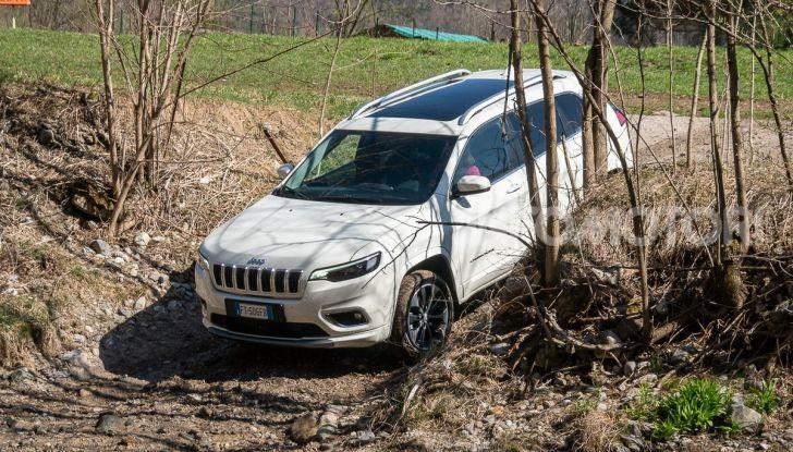Jeep Cherokee Overland, 2.2 MJT 4X4 la prova di un'icona americana - Foto 30 di 51