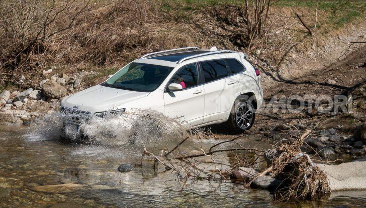 Jeep Cherokee Overland, 2.2 MJT 4X4 la prova di un'icona americana - Foto 31 di 51