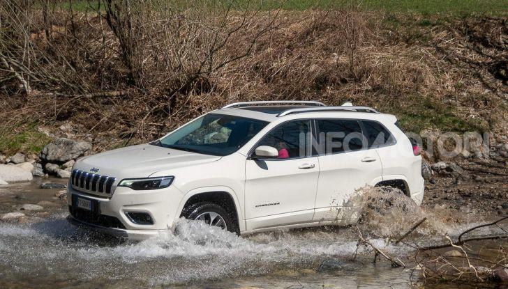 Jeep Cherokee Overland, 2.2 MJT 4X4 la prova di un'icona americana - Foto 32 di 51