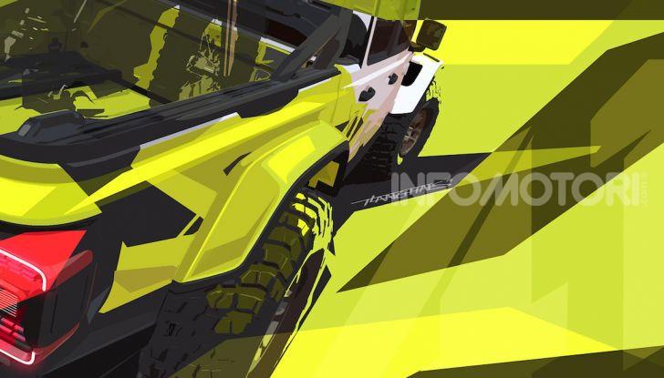Jeep e Mopar presentano sei nuovi concept alla 50° Easter Jeep Safari - Foto 2 di 19