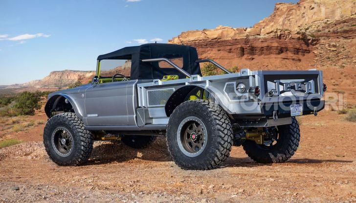 Jeep e Mopar presentano sei nuovi concept alla 50° Easter Jeep Safari - Foto 3 di 19