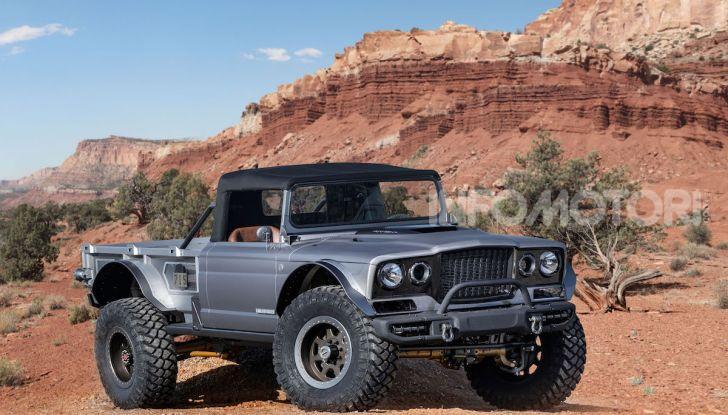 Jeep e Mopar presentano sei nuovi concept alla 50° Easter Jeep Safari - Foto 4 di 19