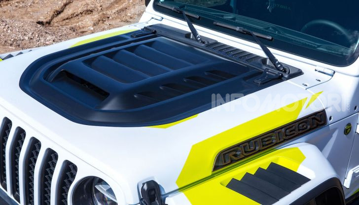 Jeep e Mopar presentano sei nuovi concept alla 50° Easter Jeep Safari - Foto 5 di 19