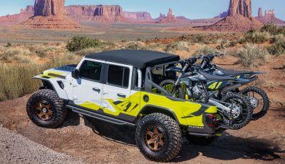 Jeep e Mopar presentano sei nuovi concept alla 50° Easter Jeep Safari