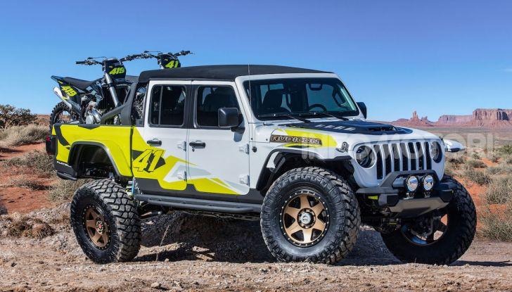 Jeep e Mopar presentano sei nuovi concept alla 50° Easter Jeep Safari - Foto 7 di 19