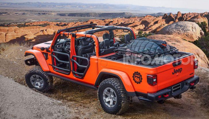 Jeep e Mopar presentano sei nuovi concept alla 50° Easter Jeep Safari - Foto 8 di 19