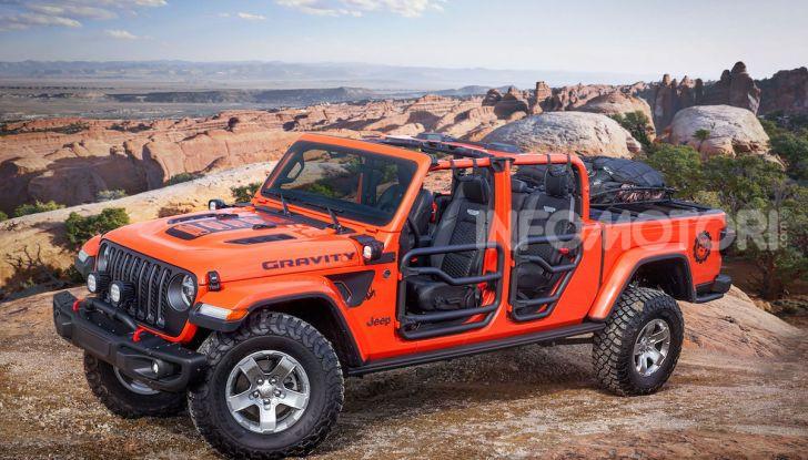 Jeep e Mopar presentano sei nuovi concept alla 50° Easter Jeep Safari - Foto 9 di 19