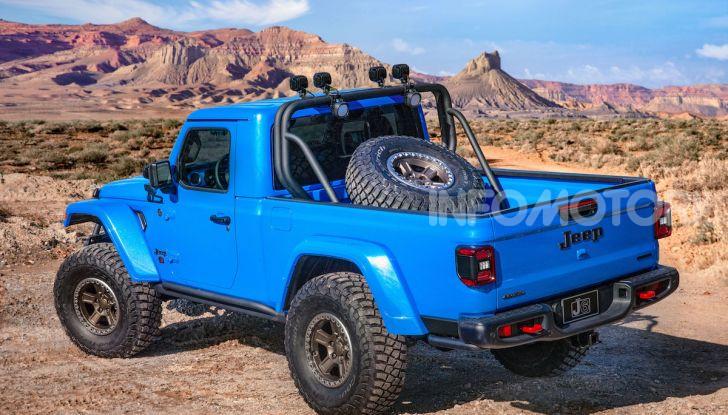 Jeep e Mopar presentano sei nuovi concept alla 50° Easter Jeep Safari - Foto 11 di 19