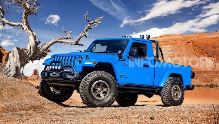 Jeep e Mopar presentano sei nuovi concept alla 50° Easter Jeep Safari - Foto 13 di 19