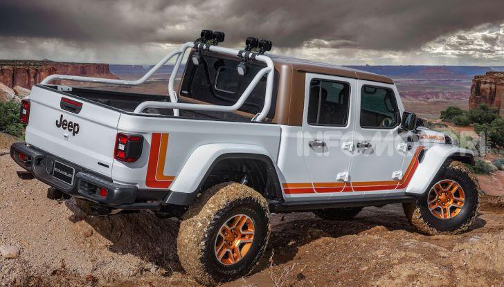 Jeep e Mopar presentano sei nuovi concept alla 50° Easter Jeep Safari - Foto 14 di 19