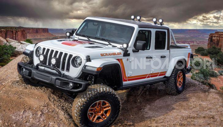 Jeep e Mopar presentano sei nuovi concept alla 50° Easter Jeep Safari - Foto 15 di 19