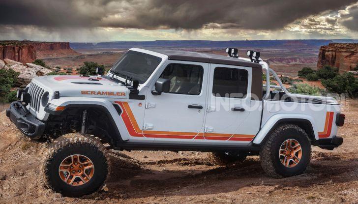 Jeep e Mopar presentano sei nuovi concept alla 50° Easter Jeep Safari - Foto 16 di 19