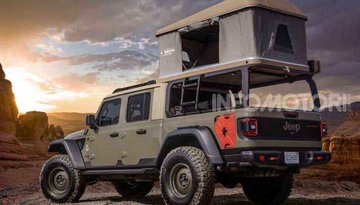 Jeep e Mopar presentano sei nuovi concept alla 50° Easter Jeep Safari - Foto 17 di 19