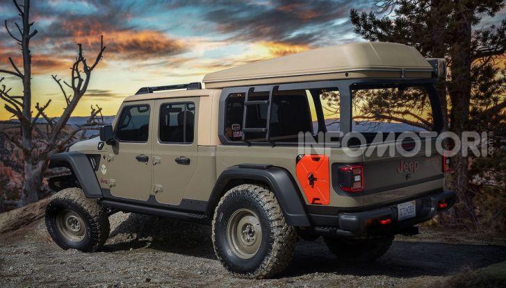 Jeep e Mopar presentano sei nuovi concept alla 50° Easter Jeep Safari - Foto 19 di 19