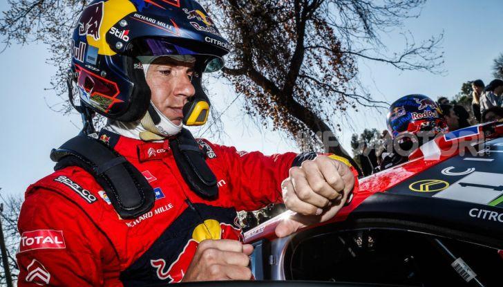 WRC Argentina 2019: il taccuino del Rally di Julien Ingrassia, copilota di Ogier su Citroën C3 WRC - Foto 1 di 3
