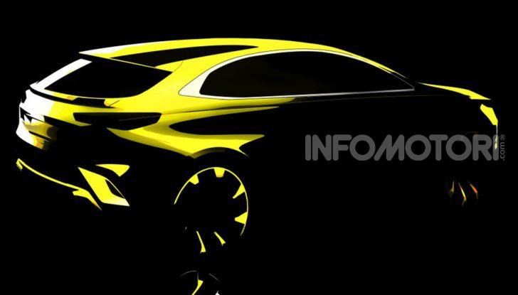 Kia Xceed: come sarà il nuovo mini SUV coreano - Foto 1 di 31